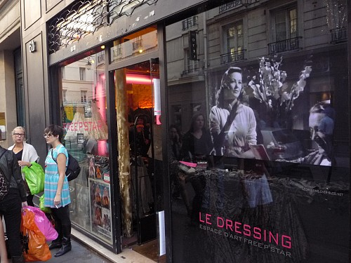Paris, Le Dressing